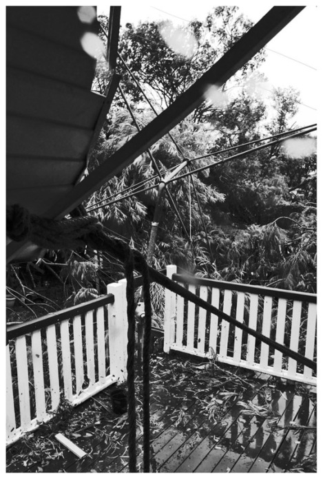 Cyclone Damage