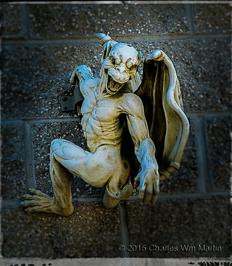 life as a gargoyle