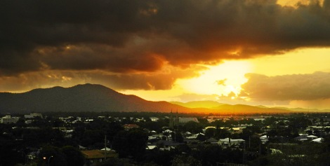 My Rockhampton at sunrise